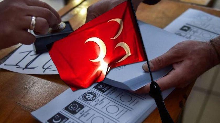 MHP'li üst düzey isimden 'erken seçim' açıklaması