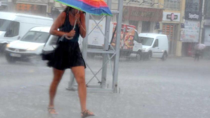 Yağmur, İstanbul dahil birçok ilde 3 gün boyunca etkili olacak