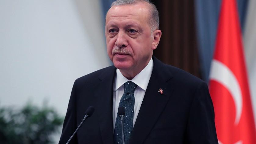 Erdoğan, New York'ta Yeni Türkevi Binası açılış töreninde konuştu
