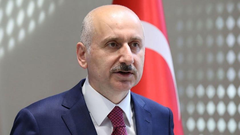 Ulaştırma ve Altyapı Bakanı Adil Karaismailoğlu'ndan İBB'ye tepki!