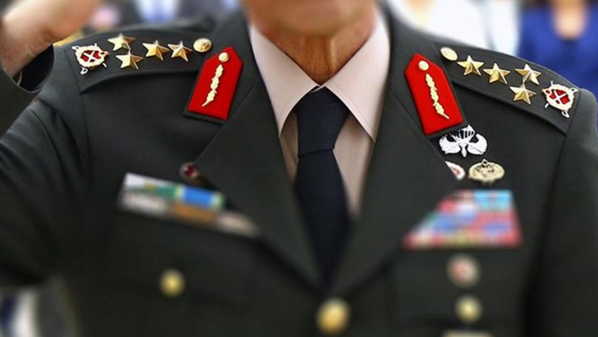 TSK'da emekliliğini isteyen üç generalin isimleri belli oldu