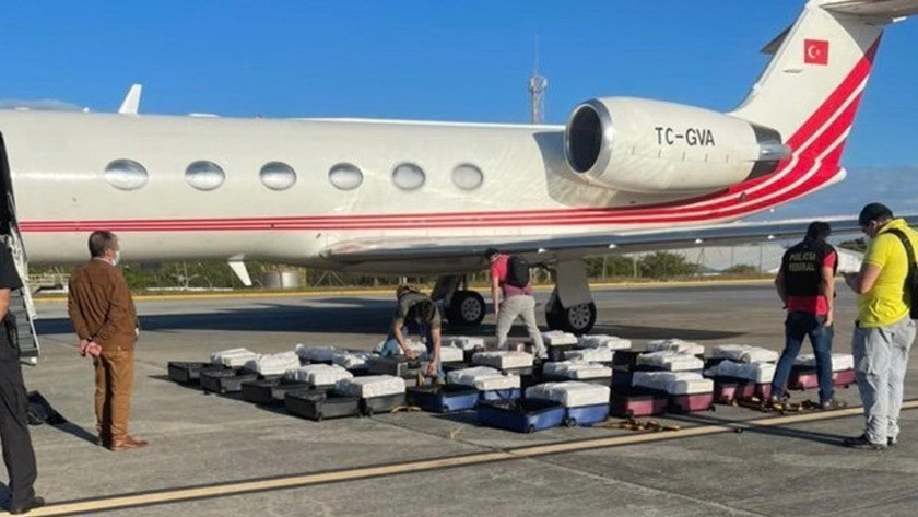 Brezilya'da Türk uçağında yakalanan 1,3 ton kokain davasında flaş gelişme