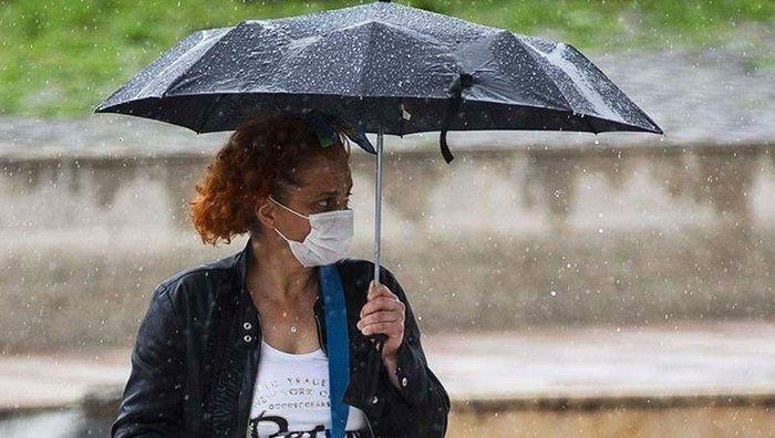 Bu iller'de yaşayanlar dikkat! 20 Eylül Meteoroloji'den kuvvetli yağış uyarısı - Sayfa 2