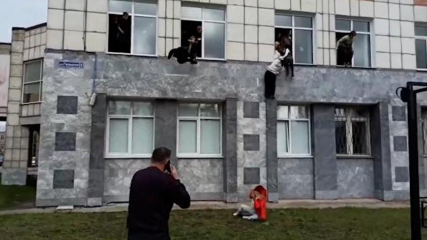 Rusya'da üniversitede silahlı saldırı! Ölü ve yaralılar var