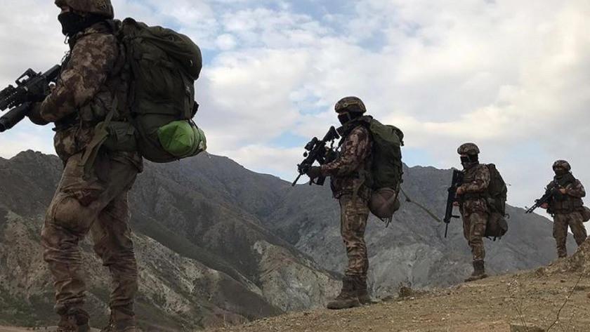 Terör örgütü PKK'ya ağır darbe 979'a ulaştı!