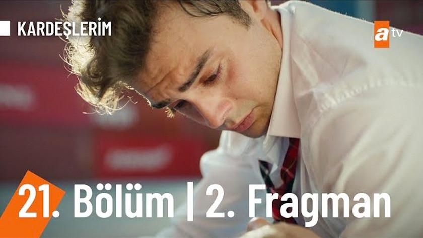 Kardeşlerim 21.Bölüm 2. Fragmanı izle
