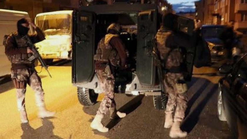 PKK bombacısı Diyarbakır'da yakalandı