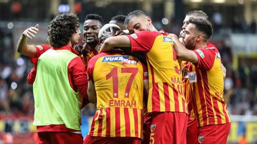 Kayserispor-Galatasaray maç sonucu: 3-0 (Maç Özeti)