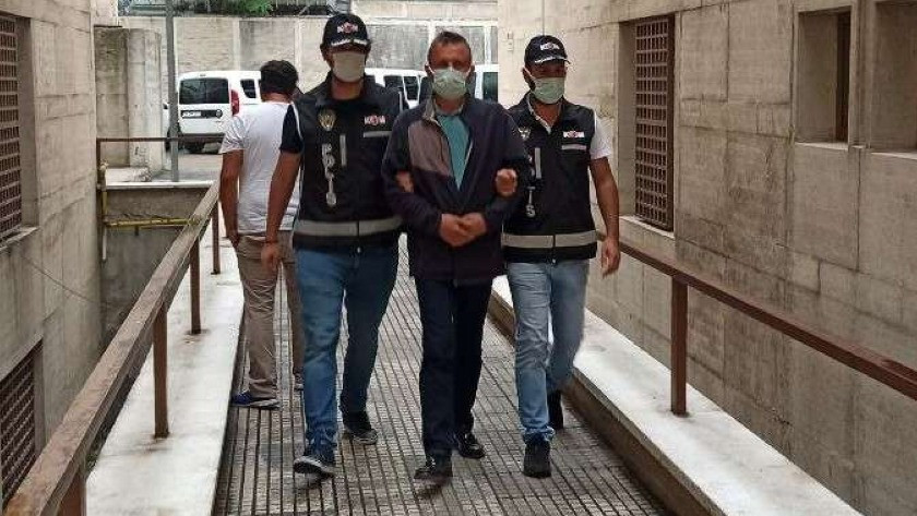 Bursa'da rezalet! Profesör suçüstü yakalandı!