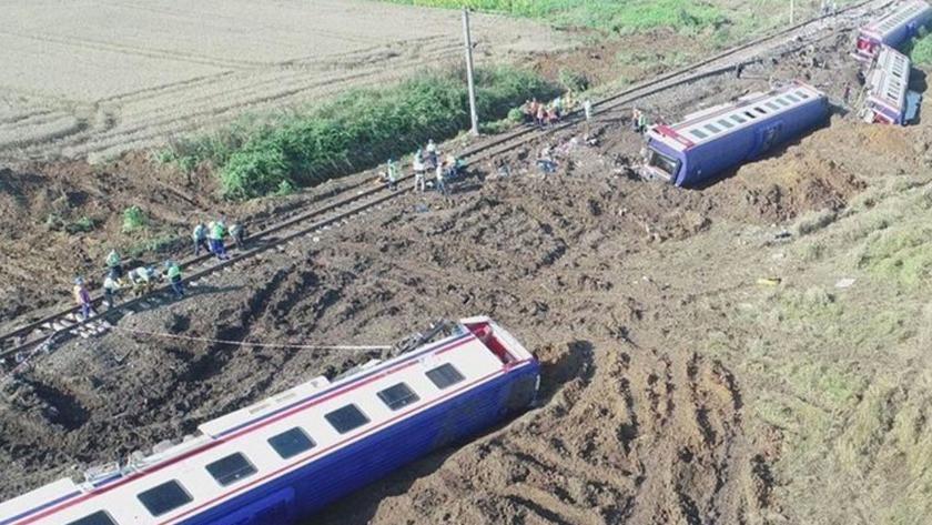 Tren faciasında 3 yolcuya rekor tazminat