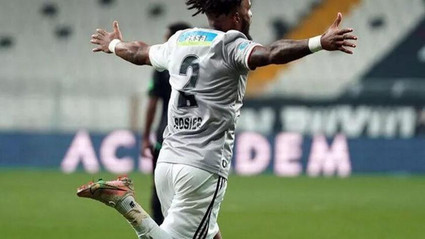 Beşiktaş sağ bek Valentin Rosier'nin bonservisini aldı!