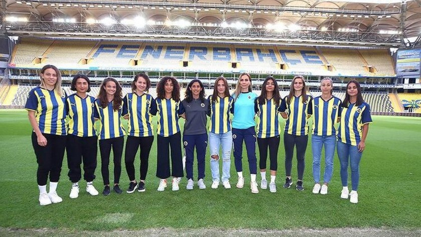 Fenerbahçe Kadın Futbol Takımı'nın yeni oyuncuları belli oldu!