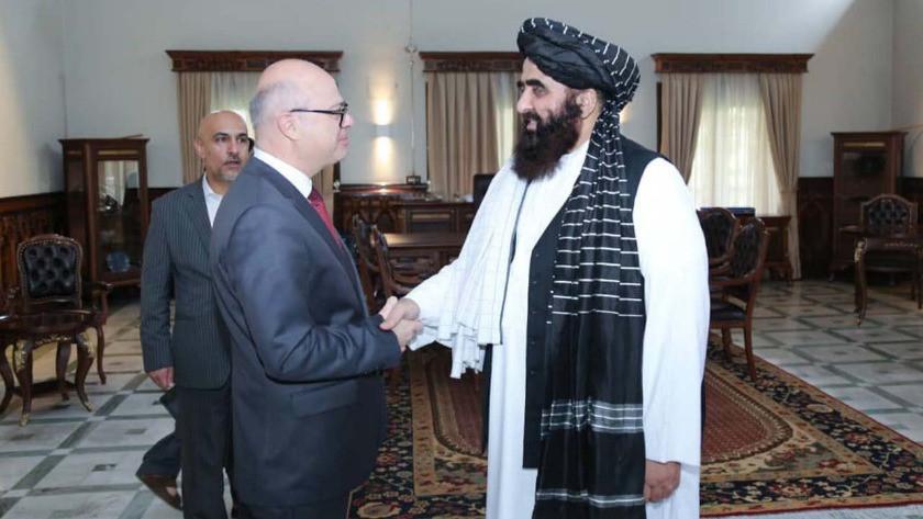 Taliban ve Türkiye arasında ilk resmi görüşme!