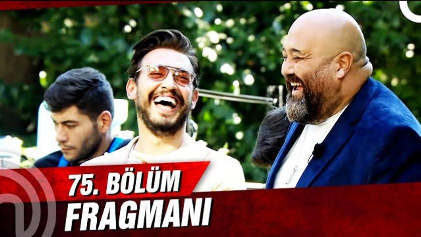 MasterChef Türkiye 2021 75.Bölüm Fragmanı izle
