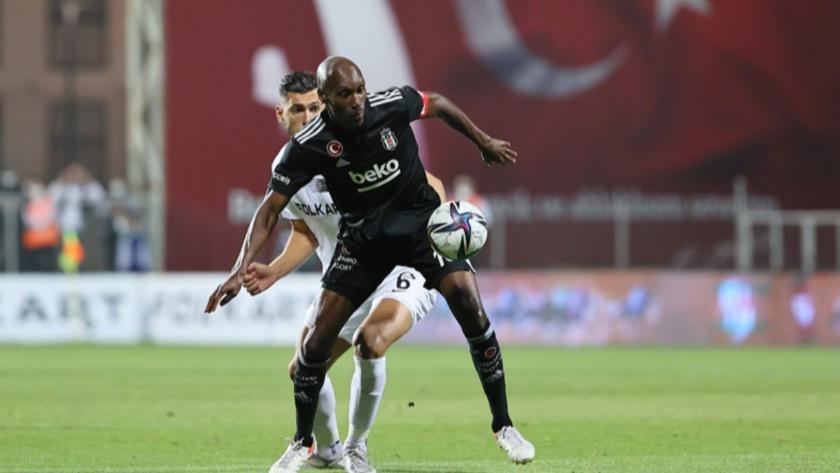 Beşiktaş, deplasmanda Altay'a 2-1 mağlup oldu