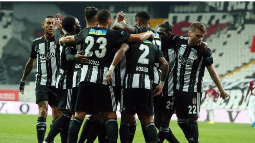 Sakatlıklar peş peşe geldi!  İşte Beşiktaş'ın Altay maçı muhtemel 11'i