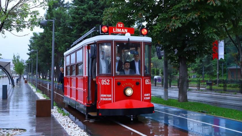 Ordu'ya tekerlekli tramvay hattı! 28 Eylül'de hizmete sunulacak!