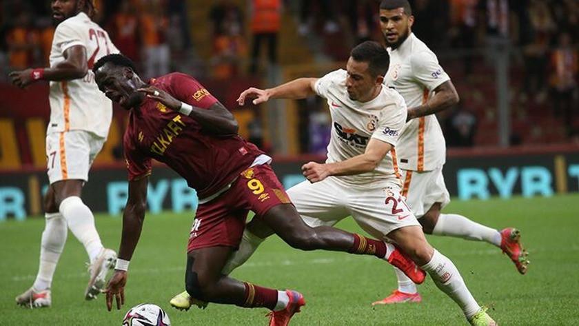 Galatasaray-Göztepe maç sonucu: 2-1 (Maç Özeti)