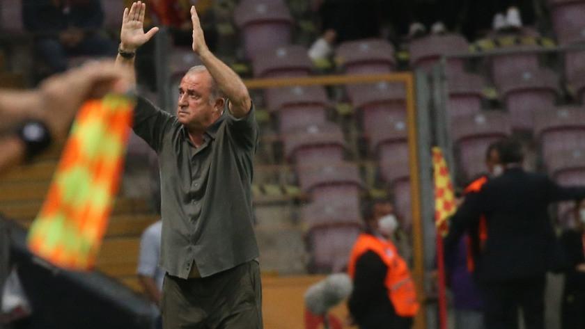 Fatih Terim'den Muslera yorumu: İyi ki golü yedik
