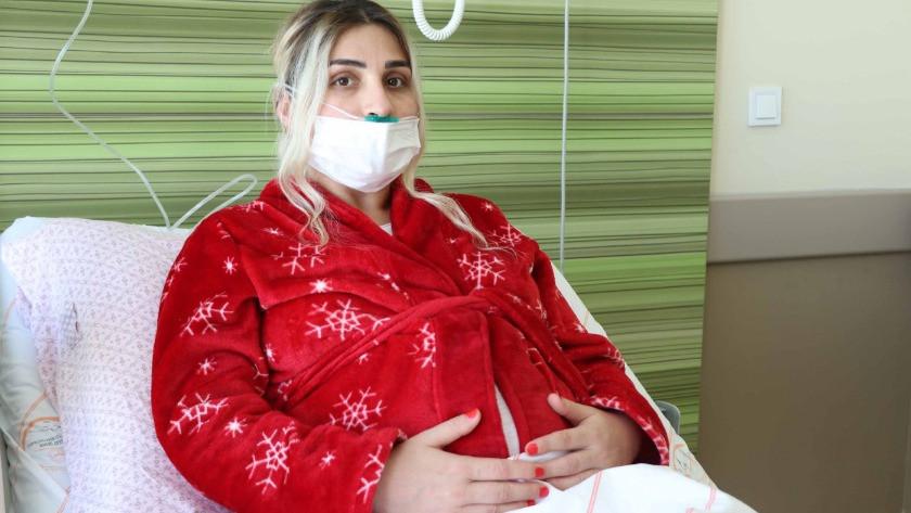 Koronavirüse yakalanan hamile kadından şaşırtan itiraf: 'Keşke...'