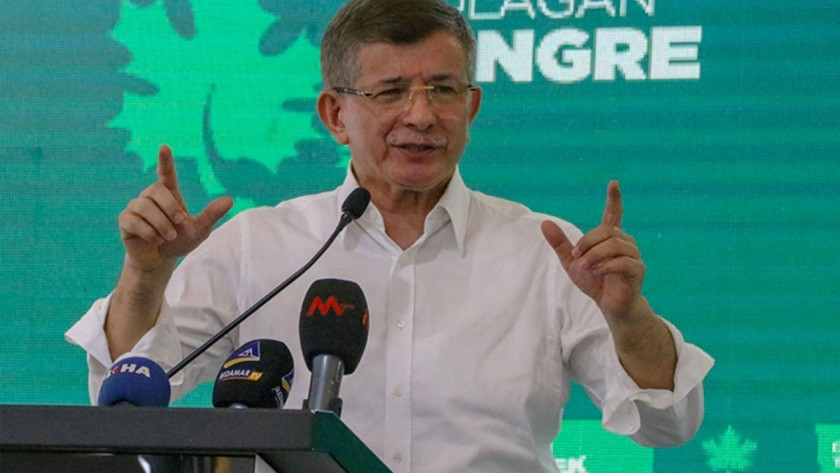 Ahmet Davutoğlu'ndan 'Doların 10 lirayı bulması yakın iddiası!
