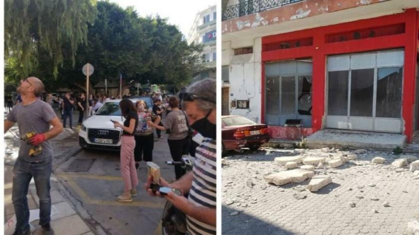 Girit Adasındaki depremden acı haber! 1 ölü...
