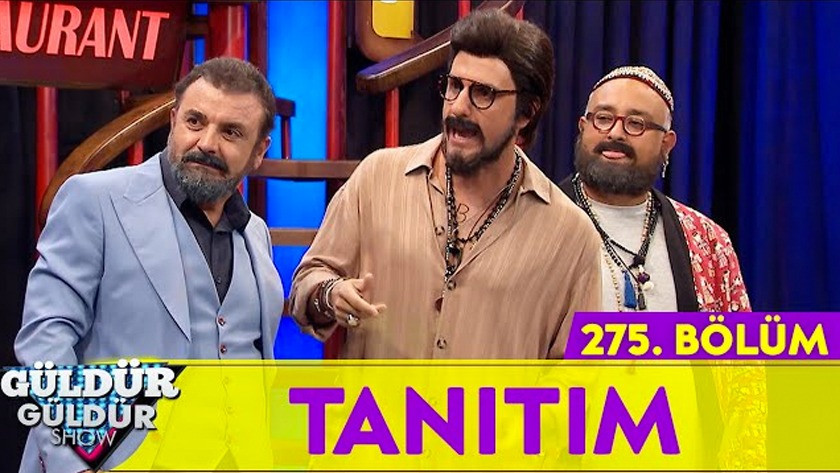 Güldür Güldür Show 275.Bölüm 2. Fragmanı izle
