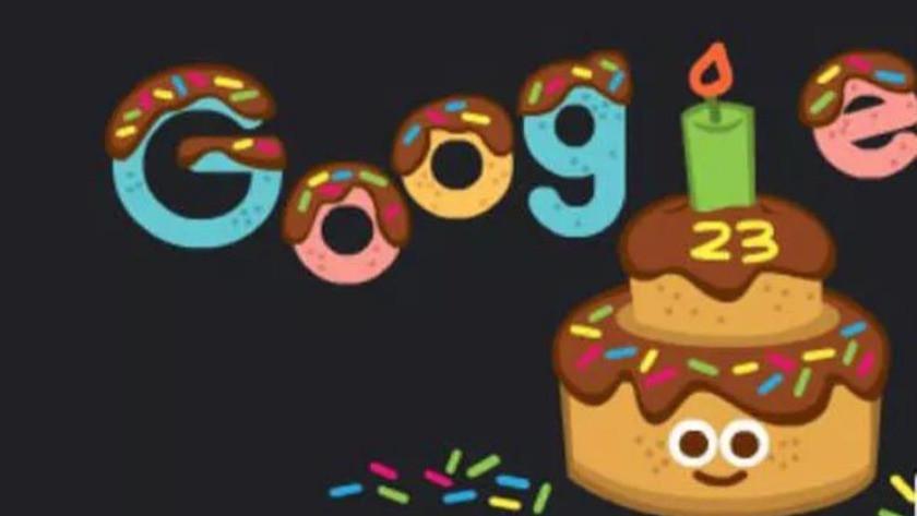 Google'dan 23. Yaş doodle'ı! Google ne zaman ve nasıl kuruldu?