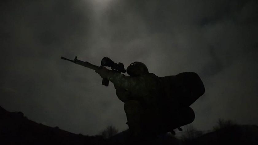 MSB duyurdu PKK'ya geçit yok 4 terörist daha öldürüldü!