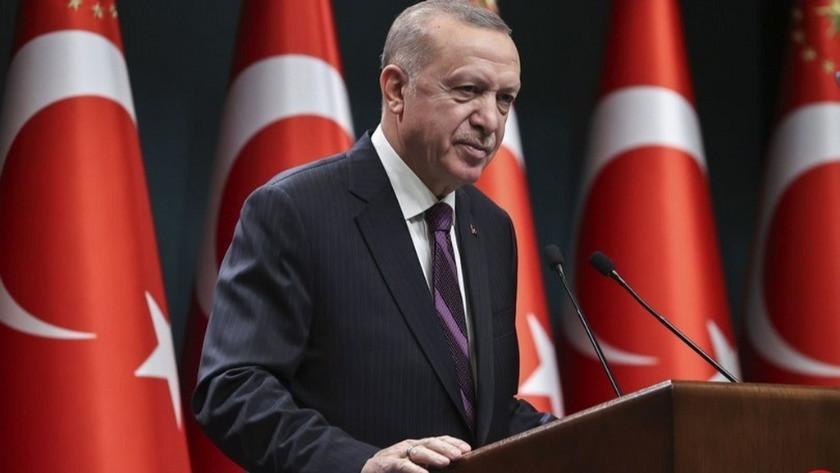 Cumhurbaşkanı Erdoğan'dan TURKOVAC açıklaması