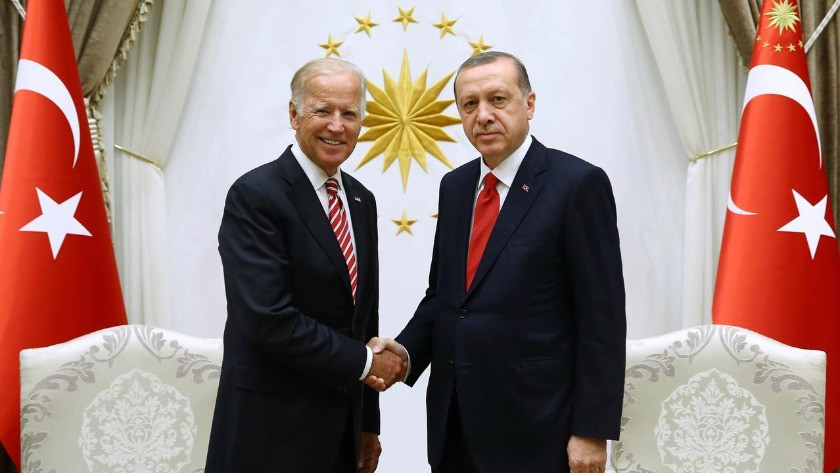 Erdoğan ve Biden G-20 Zirvesi'nde görüşecek
