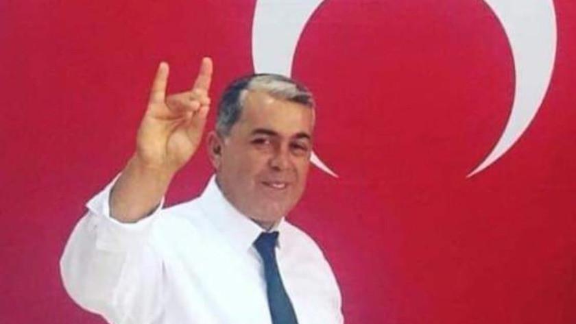 MHP'yi kahreden haber! MHP İlçe Başkanı İskender Gör hayatını kaybetti