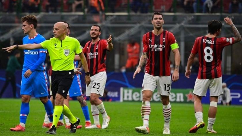 Cüneyt Çakır iddiası! Milan yönetimi harekete geçti!