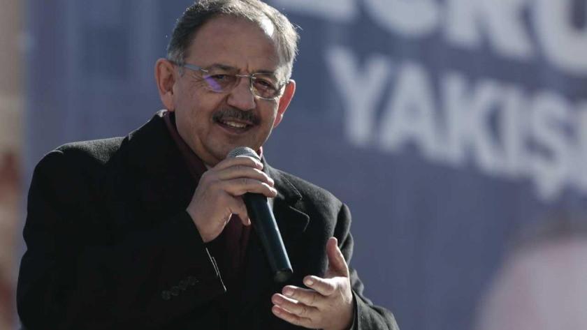 AK Partili Mehmet Özhaseki: Muhalefet üzülecek !