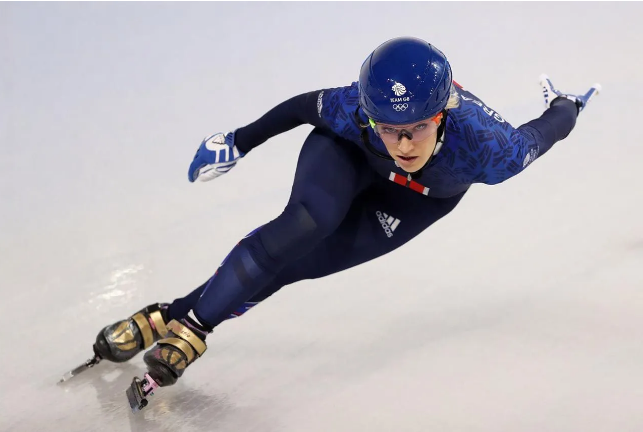 Olimpiyatların yıldızı Elise Christie'den şok itiraf: ''Tecavüze uğradım'' - Sayfa 3