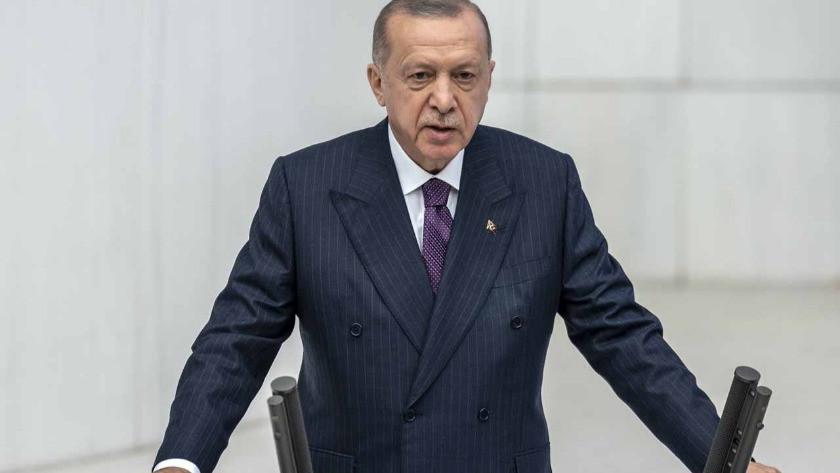 Cumhurbaşkanı Erdoğan Meclis açılışında Tüm partilere çağrı yaptı!