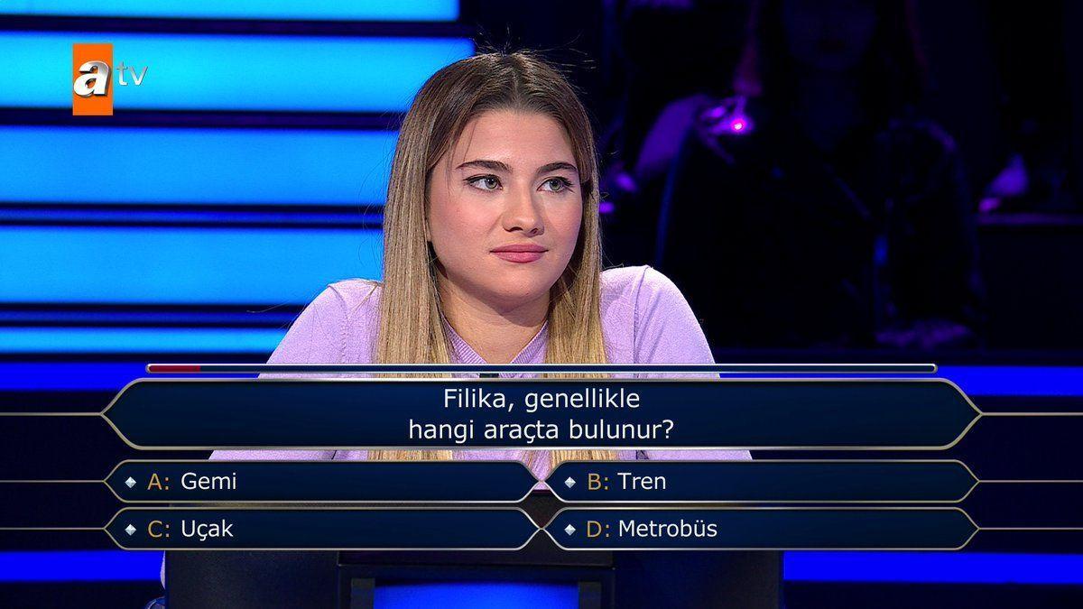 Kim Milyoner Olmak İster'de matematikte dünya üçüncüsü olan kadın öyle bir soruda elendi ki... - Sayfa 4