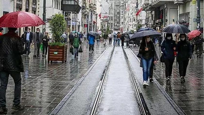 Meteoroloji'den 12 il için sağanak yağış uyarısı! Kombi yakma dönemi geldi