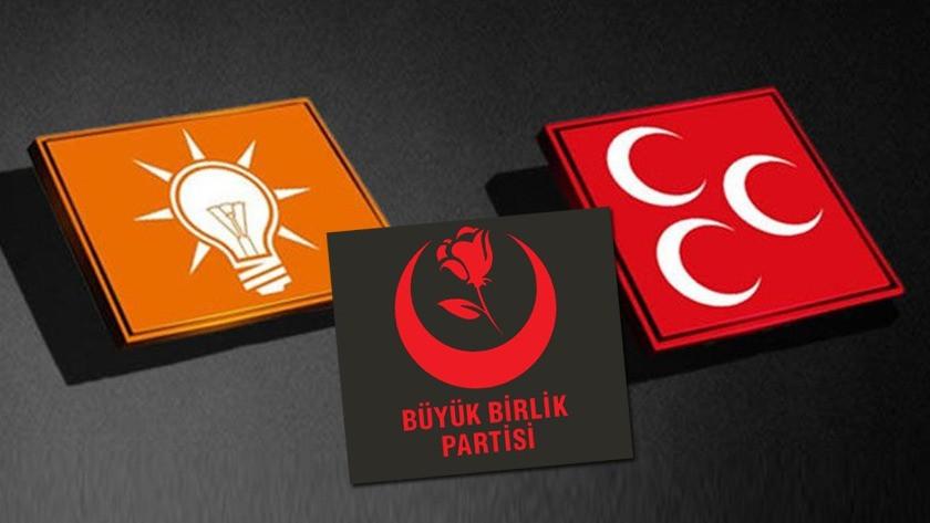 Cumhur İttifakı'nda deprem! Peş peşe istifalar...