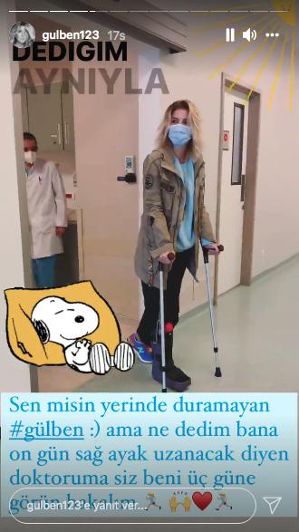 Gülben Ergen'den sevenlerini korkutan haber! Apar topar hastaneye kaldırıldı - Sayfa 4