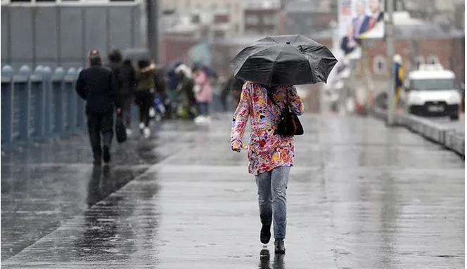 Meteoroloji'den İstanbul dahil birçok il için önemli uyarı! Çarşambaya kadar devam edecek... - Sayfa 2