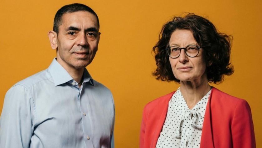 Büyük Tepkiler:'Nobel'i nasıl Özlem Türeci ve Uğur Şahin'e vermezsiniz