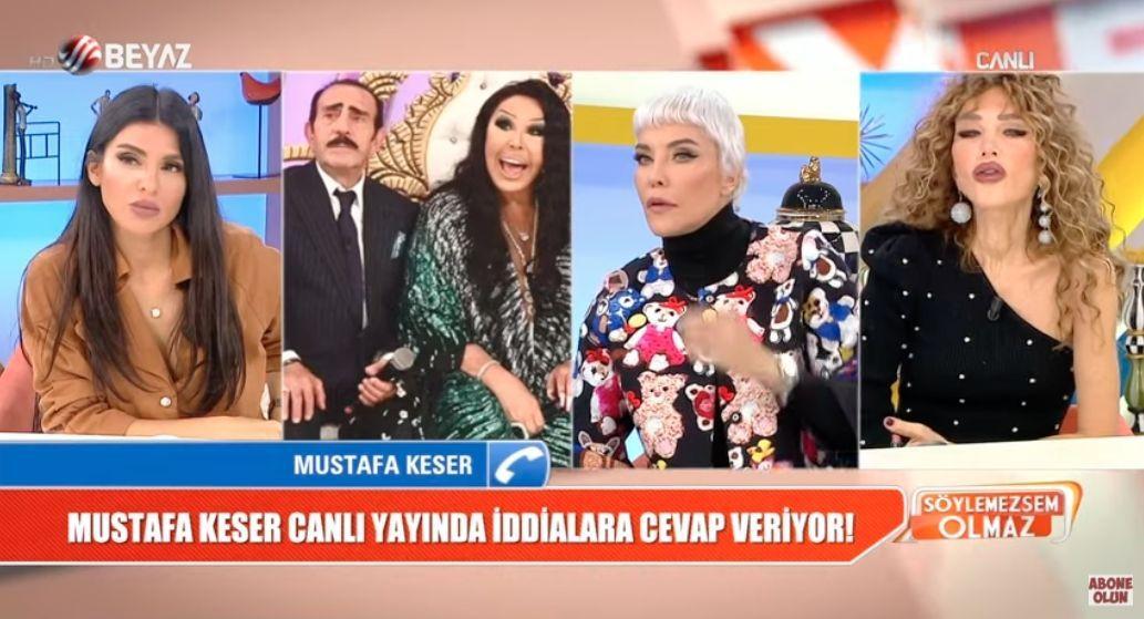 Seren Serengil'in iddiası Mustafa Keser'i çileden çıkardı! - Sayfa 3