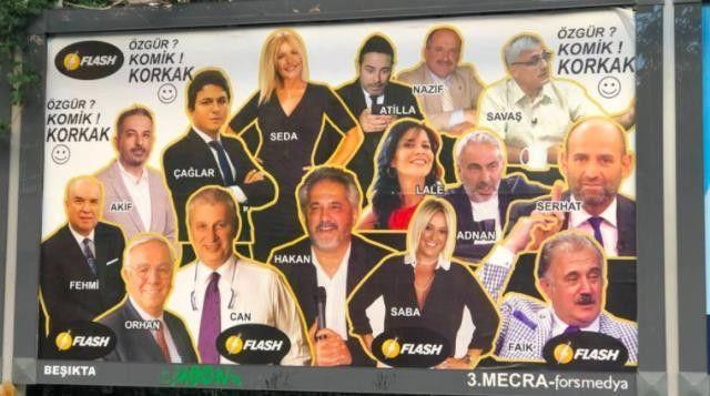 Flash TV'de Saba Tümer depremi! Tanıtım afişlerinde yer almıştı... - Sayfa 3