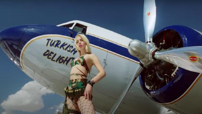 Aleyna Tilki 'Türk Lokumu' oldu, Real Love ile bombayı patlattı...