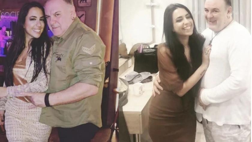 Burak Sergen'in 25 yaş küçük karısının el ele aldatma görüntüsü çıktı