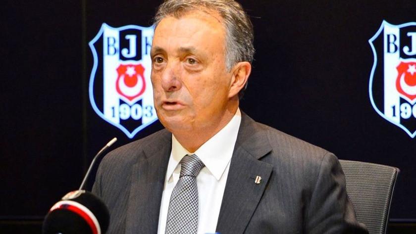 """Ahmet Nur Çebi'den """"Algı yaratıyorlar"""" diyen Ali Koç'a cevap"""