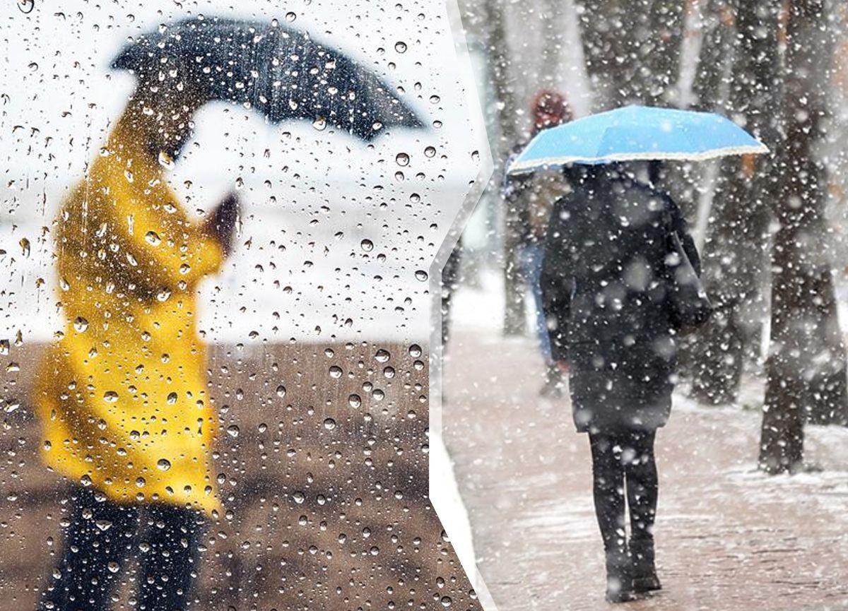 Meteoroloji'den bu iller için şiddetli sağanak yağış uyarısı! 7 Ekim Çarşamba tüm yurtta hava durumu - Sayfa 1
