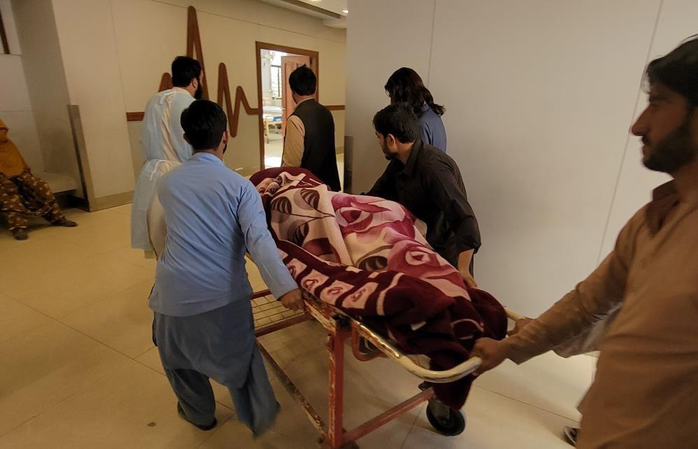 Pakistan'da şiddetli deprem! Çok sayıda ölü ve yaralılar var - Sayfa 1