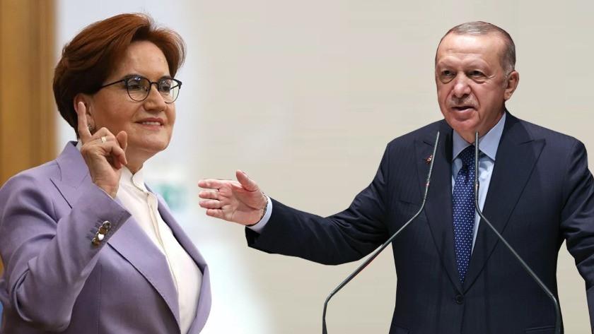 Akşener'den Erdoğan'a flaş yanıt! 'Seni ciddiyete davet ediyorum'
